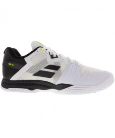 Babolat Men's SFX 3 AC Shoes Black/Silver 30S18529-2007