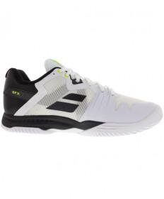 Babolat Men's SFX 3 AC Shoes Black/Silver 30S18529-2007