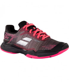 Babolat Women's Jet Mach 2 Shoes Pink/Black 31S19630-5023