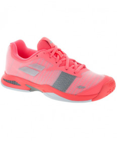 Babolat Junior Jet All Court Shoes Pink 32S18648-5018