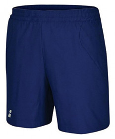 Babolat Men's Core 8 Inch Shorts Estate Blue 3MS18061-4000