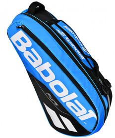 Babolat Pure Drive 6 Pack 2018 Bag Blue 751171-136