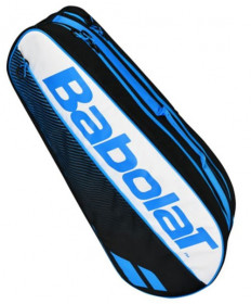 Babolat Racquet Holder Club X6 Bag Blue 751173-136