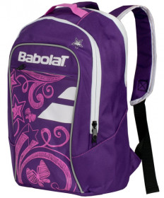 Babolat Junior Club Backpack Bag Purple 753051-159