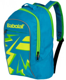 Babolat Junior Club Backpack Bag Blue/Yellow 753051-175