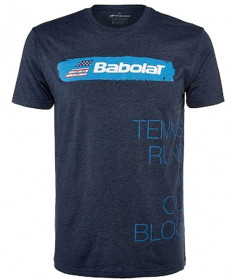 Babolat Men's USA Country Tee T-Shirt Midnight Navy 911074
