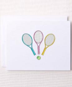 Bloom Designs Note Cards Volley Design Notes-V