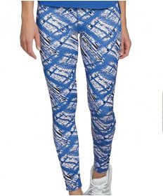 Bolle Wisteria Leggings Blue Water Print 8518-4353