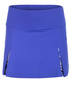Bolle Wisteria 14 Inch Skirt with Slits Blue Water 8602-4353