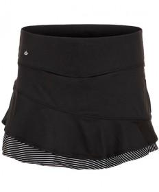 Bolle Velocity HP 13 Inch Ruffle Skirt Black 8617-1000