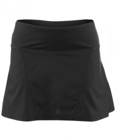 Bolle Essentials Pleated Back Skirt Black 8660-1000