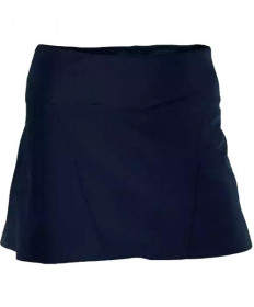 Bolle Essentials Pleated Back Skirt Navy 8660-8250