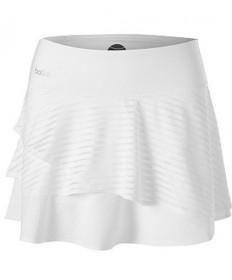Bolle Essentials Club Whites Mesh Layer Skirt White 8672-0110