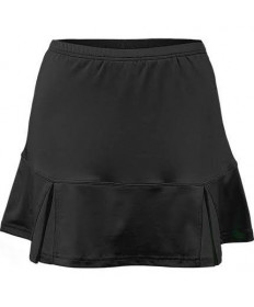 Bolle Pleated Bottom Skirt Black 8682-1000