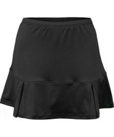 Bolle Pleated Bottom Skirt Black 8682-1000
