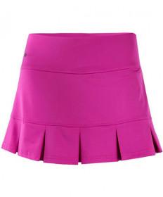 Bolle HP Pop Art 13 Inch Pleated Bottom Skirt Spark Pink 8684-7644