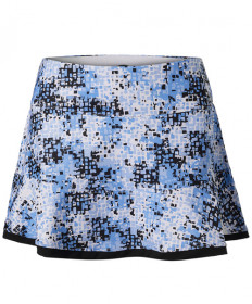 Bolle High Resolution Flounce Bottom Skirt Print 8686-1000