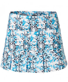 Bolle Indigo Splash 14 Inch Print Skirt Indigo Splash 8696-0110
