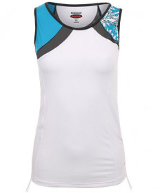 Bolle HP Island Breeze Ruched Tank White 8754-0110