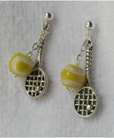 Cute Tennis Sweet Spot Earrings JE-SS