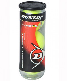 Dunlop Grand Prix All Surface Tennis Balls T947333