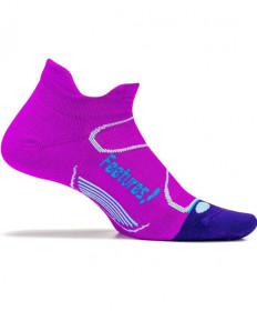 Feetures! Elite Low Cushion No Show Tab Socks Medium Orchid E50083