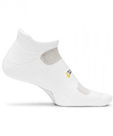 Feetures! Light Cushion No Show Socks with Tab Small FA50001