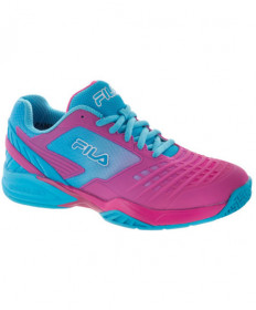 Fila Women's Asilus Energized Shoes Raspberry/Blue 5TM00014-950