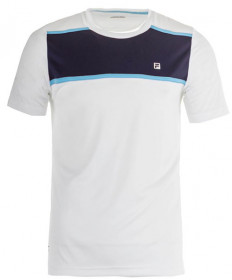 Fila Men's Legend Colorblock Crew White TM171SX3-100