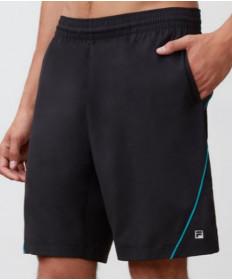Fila Men's Set Point Shorts Black TM181G13-001