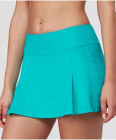 Fila Women's Court Allure Flirty Skort Tabitha Teal TW173WQ4-483