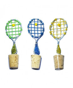 Functional Creations Tennis Racket Bottle Stopper TRBS