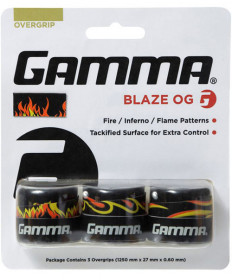 Gamma Blaze Overgrip 3-Pack ABO-10