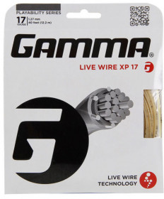 Gamma Live Wire XP 17 (natural) String