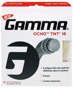 Gamma TNT Ocho 16 String Natural GOTNT-10