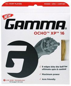 Gamma Ocho XP 16 String Natural GOXP-10