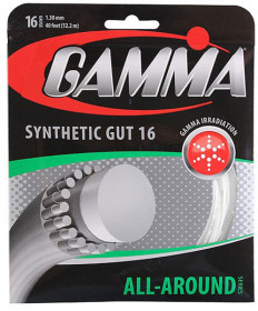 Gamma Synthetic Gut 16 (white)