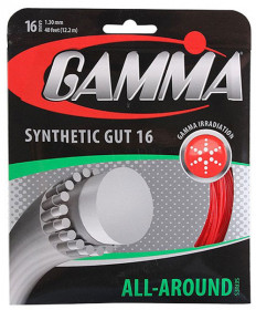 Gamma Synthetic Gut 16 (red)