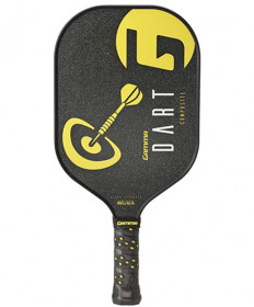 Gamma Dart Pickleball Paddle Black/Yellow RDPP10