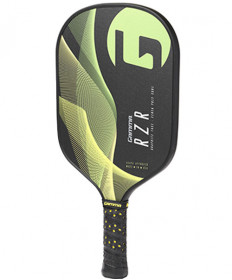 Gamma Razor Pickleball Paddle Green/Black RGRPP13