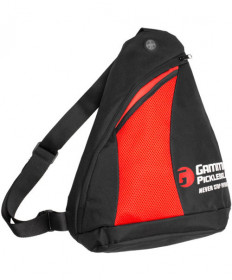 Gamma Pickleball Sling Bag Black/Red SGPSB11