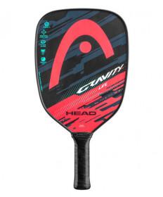 Head Gravity Lite Pickleball Paddle Teal/Lava 226330