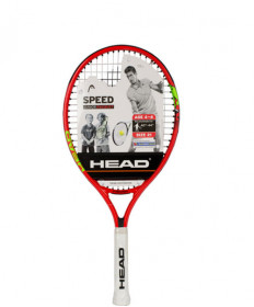 Head Speed 21 Junior Tennis Racquet Red 234277