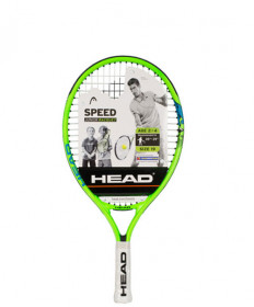 Head Speed 19 Junior Tennis Racquet Green (Pre-Strung) 234287
