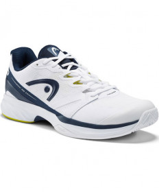 Head Men's Sprint Pro 2.5 Tennis Shoes White / Dark Blue 273129