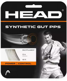 Head Synthetic Gut PPS 17 String White 281065