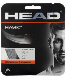 Head Hawk 17G Tennis String (grey) 281103 17