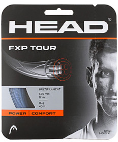 Head FXP Tour 16 String Light Blue 281202