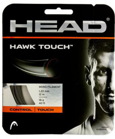 Head Hawk Touch 18 String Anthracite 281204-18AN