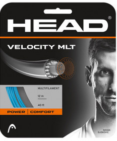 Head Velocity MLT 17 String Blue 281404-BL17